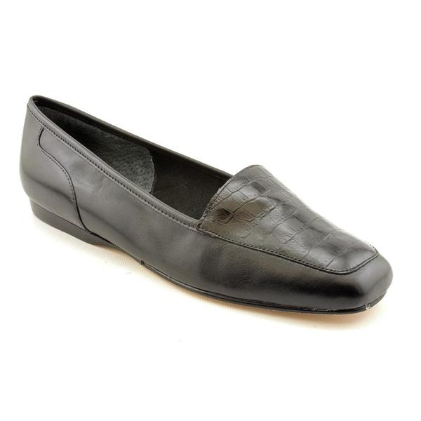 Enzo Angiolini Women's 'Liberty' Leather Casual Shoes - Extra Narrow (Size 10)