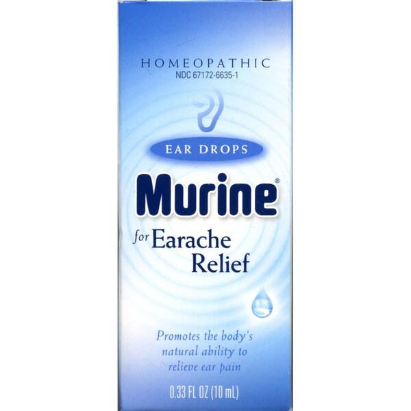 Murine Earache Relief 0.33-ounce Ear Drops