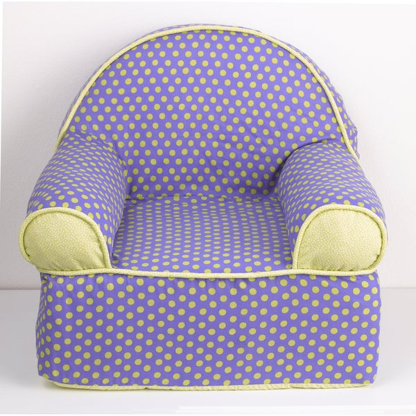 Shop Cotton Tale Periwinkle Baby S 1st Chair Free