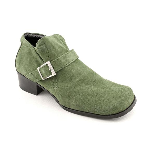 Principe' Leather Boots - Wide