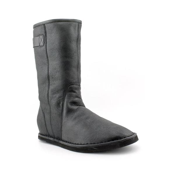 Costume National Men's '1045063' Leather Boots