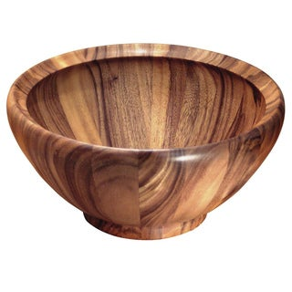 Ironwood Gourmet Extra Large Acacia Wood Salad Bowl