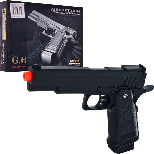 Whetstone P.698 Airsoft Pistol