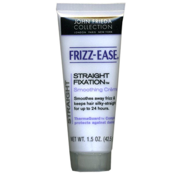 John Frieda Frizz-Ease Straight Fixation 1.5-ounce Smoothing Creme