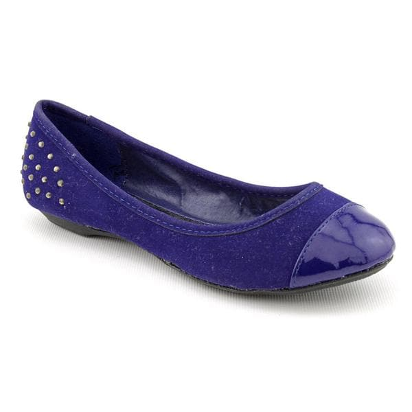 Material Girl Women's 'Pong' Fabric Dress Shoes (Size 7.5)