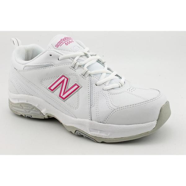 New Balance Women's 'WX608' Leather Athletic Shoe (Size 7.5)