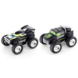 Marvel Regenr8rs Hulk 4x4 1:24 Scale Car