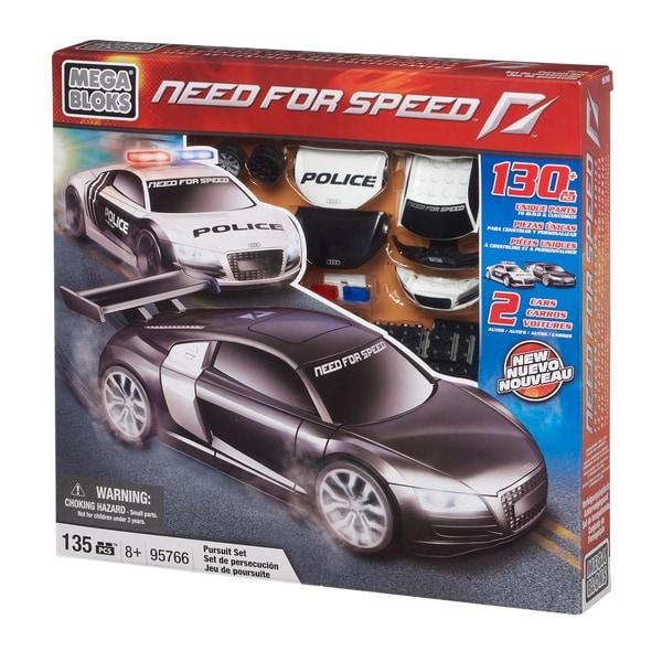 Mega Bloks Need for Speed Pursuit Set