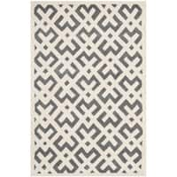 Safavieh Handmade Moroccan Chatham Dark Grey Wool Area Rug - 8' x 10'