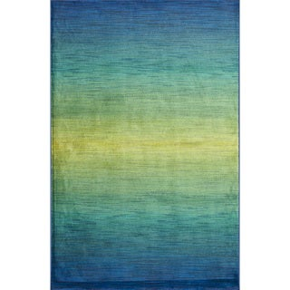 Skye Monet Waterfall Rug (7'7 x 10'5)