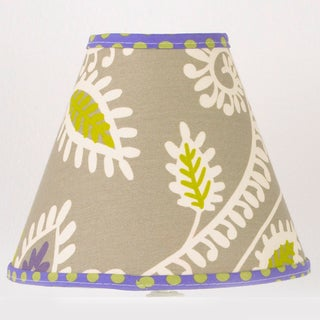 Cotton Tale Periwinkle Lamp Shade