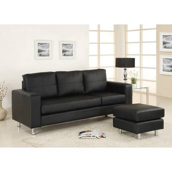 Terrific Shop Furniture Of America Jenick Contemporary Sectional With Gmtry Best Dining Table And Chair Ideas Images Gmtryco