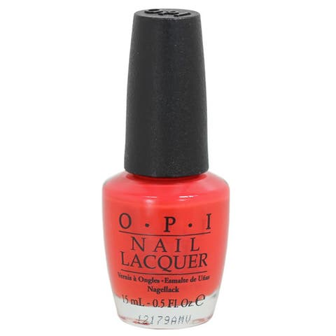 OPI A Good Man-Darin Is Hard To Find Nail Lacquer