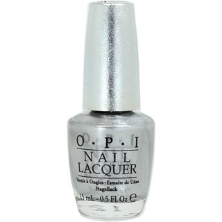 OPI Designer Series Radiance Silver Nail Lacquer