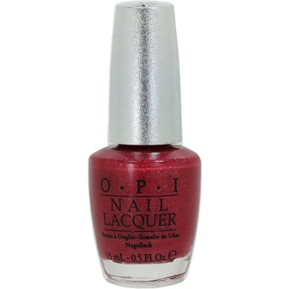 OPI Designer Series Reflection Red Nail Lacquer