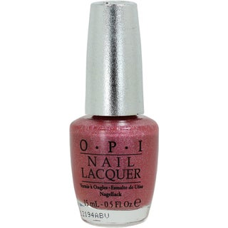 OPI Designer Series Reserve Pink Nail Lacquer