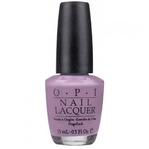 OPI Do You Lilac It? Nail Lacquer