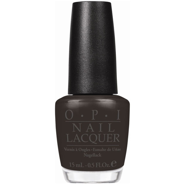 OPI Get In The Expresso Lane Nail Lacquer