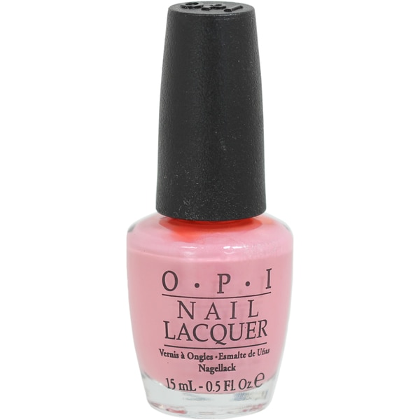 OPI Italian Love Affair Pale Pink Nail Lacquer