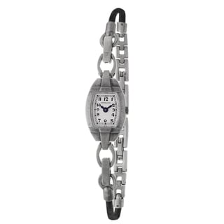 Hamilton Women's 'Vintage' Water-Resistant Stainless-Steel Swiss Quartz Watch