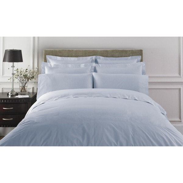 Basics Combed Cotton 300 Thread Count Duvet Cover