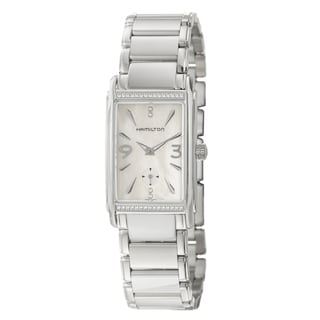Hamilton Women's 'Ardmore' Mother of Pearl Dial Watch