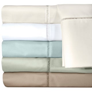 Grand Luxe Linford Egyptian Cotton Sateen Deep Pocket 500 Thread Count Sheet Set