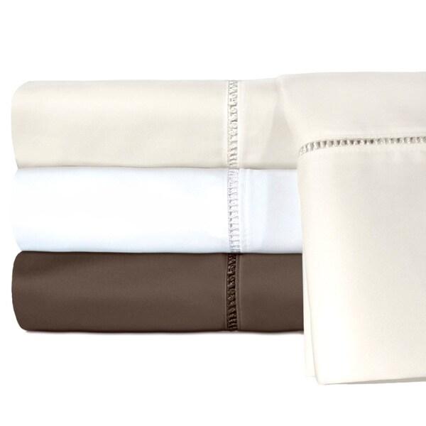 Grand Luxe Linford Egyptian Cotton Sateen Deep Pocket 800 Thread Count Sheet Set