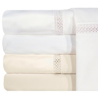 Grand Luxe Payton Egyptian Cotton Sateen Deep Pocket 1200 Thread Count Sheet Set