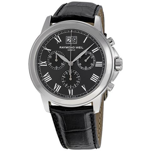 Raymond Weil Men's 'Tradition' Chronograph Watch
