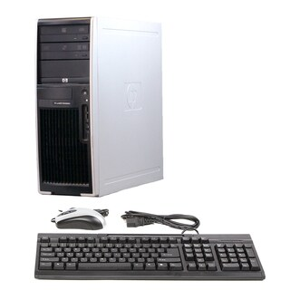 HP Workstation XW4600 Intel Core 2 Duo 3.0GHz CPU 4GB RAM 1TB HDD Windows 10 Pro Minitower Computer (Refurbished)
