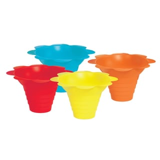 Paragon 4-Ounce Flower Drip Tray Cups (Pack of 100)