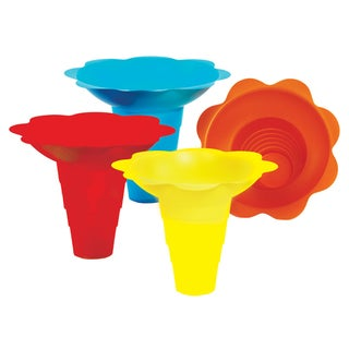 Paragon 12-Ounce Flower Drip Tray Cups (Pack of 100)