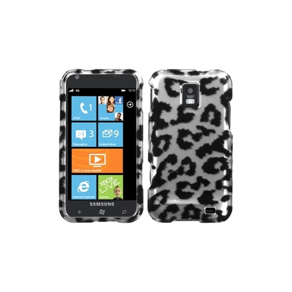 INSTEN 2D Leopard Skin Case Cover for Samsung i937 Focus S