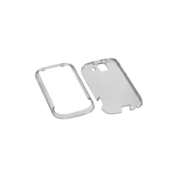 INSTEN Clear Smoke Phone Case Cover for Samsung Transform Ultra M930