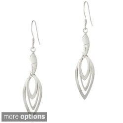 Mondevio Sterling Silver Dangle Earrings
