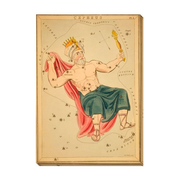 Gallery Direct Cepheus Oversized Gallery Wrapped Canvas