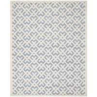 "Safavieh Handmade Moroccan Blue Wool Area Rug - 8'9"" x 12'"