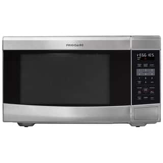 Frigidaire Stainless Steel 1.6 Cubic Foot Countertop Microwave|https://ak1.ostkcdn.com/images/products/7754328/P15151893.jpg?impolicy=medium