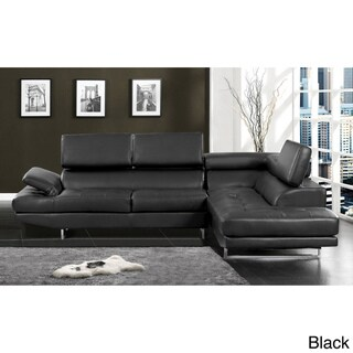 Peachy Buy Bonded Leather Sectional Sofas Online At Overstock Our Machost Co Dining Chair Design Ideas Machostcouk