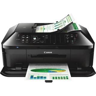 Canon PIXMA MX922 Inkjet Multifunction Printer - Color - Photo/Disc P|https://ak1.ostkcdn.com/images/products/7754377/P15151925.jpg?impolicy=medium