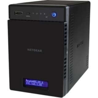 Netgear ReadyNAS 314 4-Bay, 4x2TB Desktop Drive