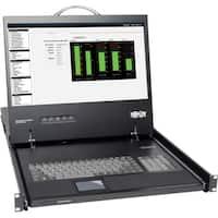 "Tripp Lite Rack Console KVM Cable Kit w/ 19"" LCD PS/2 1U TAA GSA"