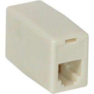 C2G RJ11 4-pin Modular Crossed Inline Coupler