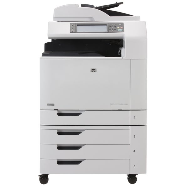 HP LaserJet CM6040F Multifunction Printer