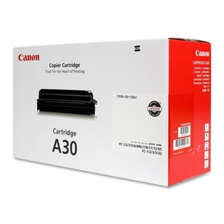 Canon 30 Black Toner Cartridge