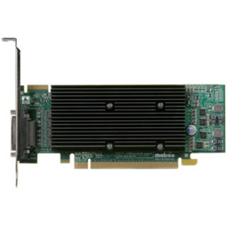 Matrox M9140-E512LAF M9140 Graphic Card - 512 MB DDR2 SDRAM - PCI Exp