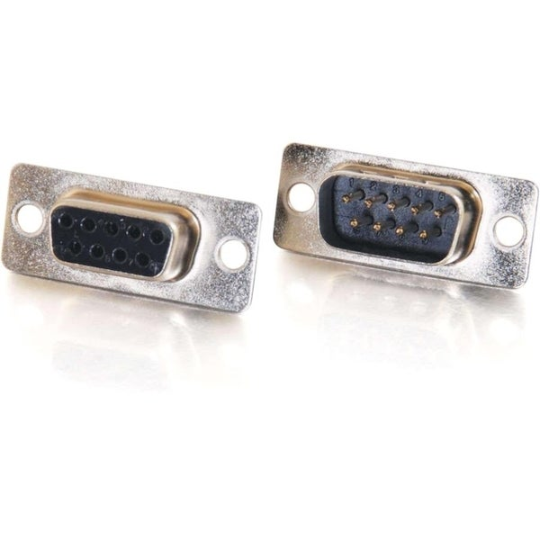 C2G DB9 Male D-Sub Solder Connector