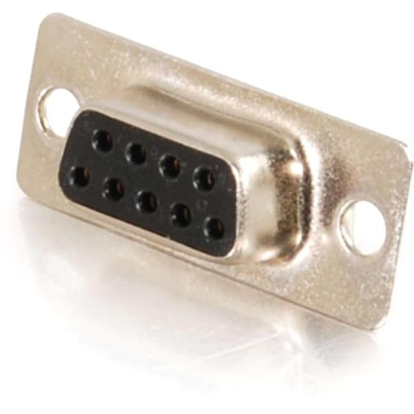 C2G DB9 Female D-Sub Solder Connector