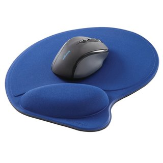 Kensington Wrist Pillow L57803US Mouse Pad with Wrist Rest